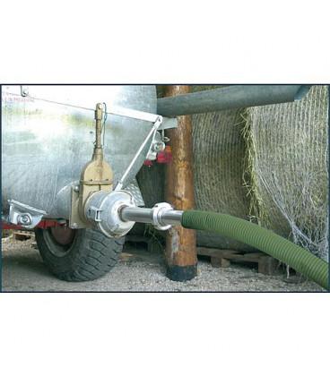 """Tuyau d'aspiration et de pression DN25 (1"""") LW 25mm longueur 50m"""