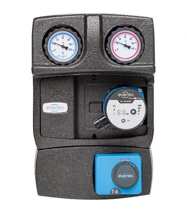 """Module hydraulique Easyflow Basic melangé, DN25 (1""""), pompe HE-HS 55-25, moteur MM 230.5.120"""