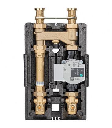 """Kit de chargement combustible Heatbloc K36, DN25(1""""), régul. thermo 45°, Wilo Para SC25/6-43"""