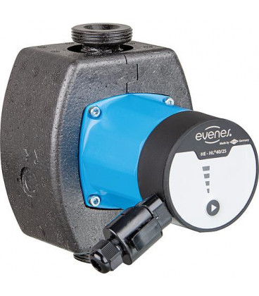 Circulateur chauffage EVENES HE-HL+ 40-32, DN32(11/4),PN10 230V, longueur totale 180mm