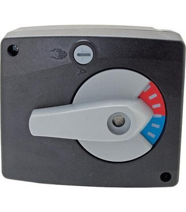 Servomoteur Easyflow 230-473 3 points 230 V AC 50 Hz 90° - 140s +jeu de montage MS-NRE