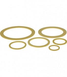 Joint jaune pour flexible ondule DN 15