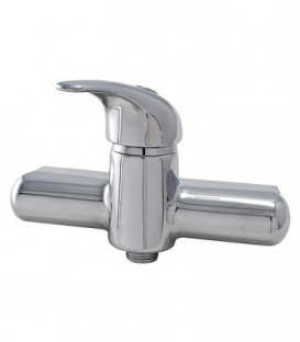 Mitigeur douche universel avec entraxe reglable de 60 a 135 mm