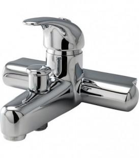 Mitigeur bain/douche universel avec entraxe reglable de 60 a 135 mm