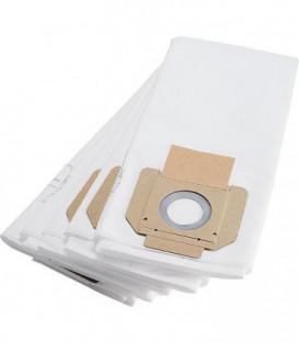 Sac filtrant FLEX matiere non tissee emballage 5 pieces
