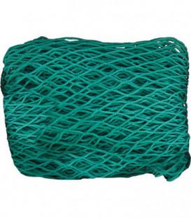 Filet pour container 1,5x2,2m, sans noeud en PPM 3 mm, vert
