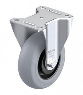Roulette fixe BLICKLE tole acier B-POES 100K-SG diam.-roue 100mm
