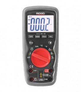 Multimètre Ridgid DM 100 11 fonctions, IP67