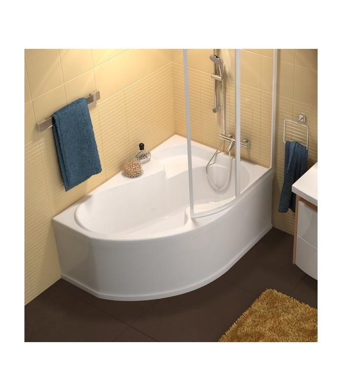 baignoire gain de place rosa i ravak pour sanitaires. Black Bedroom Furniture Sets. Home Design Ideas