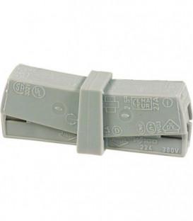 WAGO borne de cable gris 0,5 - 2,5 mm² 1 sachet de 50 pcs