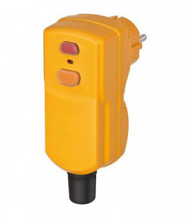 Prise protection 30 mA IP55