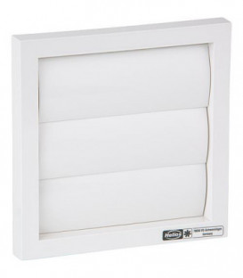 Helios Grille d'aeration VK 100 140 x 140 mm