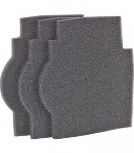 Filtre de rechange Lunos Silvento 2/FSI-R Paquet 3 pces