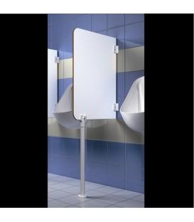 Séparateur d'urinoir stratifié