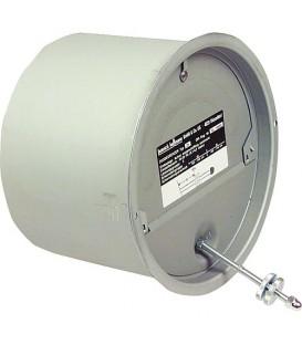 regulateur de tirage Z 6 avec douille de cheminee 154 mm