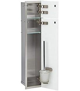 niche à encastrer pour WC 150 x 950 mm