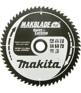 Lame de scie circulaire MAKITA Ø 260 x 30 mm 60 dents pour bois