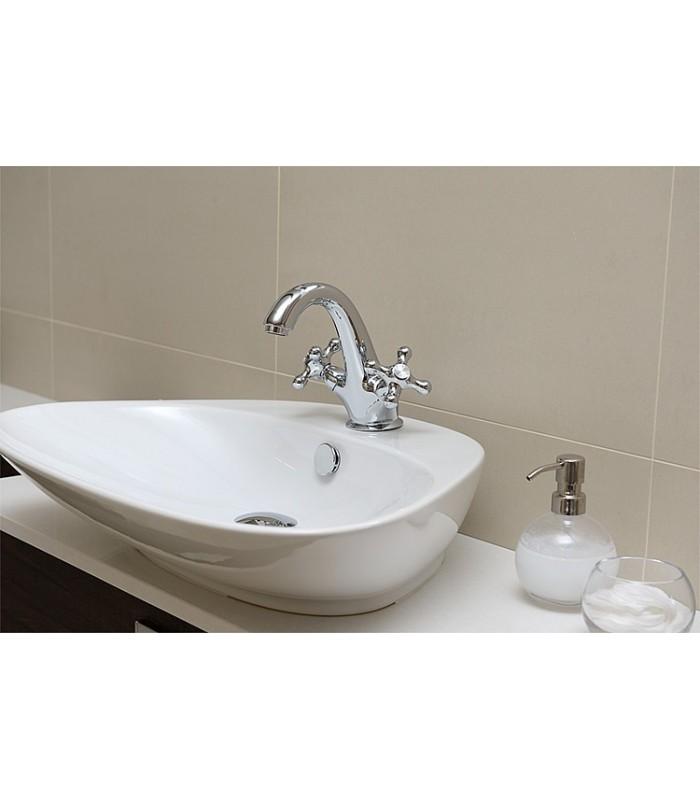 m langeur lavabo r tro banyo pour sanitaires. Black Bedroom Furniture Sets. Home Design Ideas