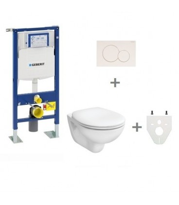Pack WC suspendu Geberit autoportant