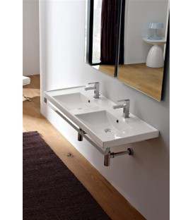 Lavabo double ML 120
