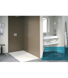 Panneau mural pour douche