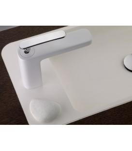 Mitigeur lavabo blanc DESPERTAR