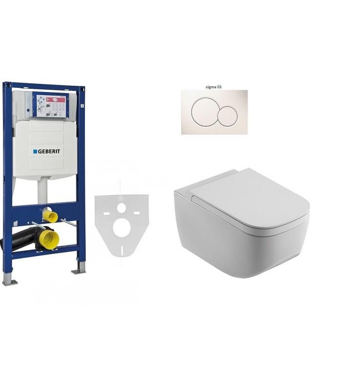 pack wc suspendu geberit next sans bride geberit pour sanitaires. Black Bedroom Furniture Sets. Home Design Ideas